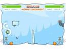 Monkey Snowfight